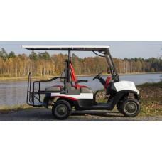Melex 443 гольфкар 4-местный пассажирский (Польша)