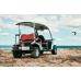 Garia Golf Car OFF-X 2+2 внедорожный гольф кар (Дания)