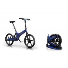 Электровелосипед GOCYCLE G3 синий
