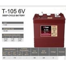 Тяговая аккумуляторная батарея Trojan T105